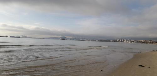Algeciras port and city